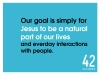 42 Seconds BibleStudy