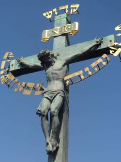 St. Charles Bridge Crucifix